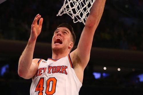 Long Island Nets trade pick for Marshall Plumlee