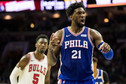 Sixers Bell Ringer: Game 2