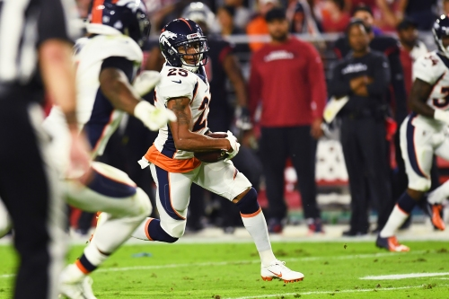 Broncos' up-down drill: Best and worst at the Arizona Cardinals