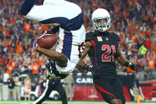 5 things we learned from the Broncos at Cardinals