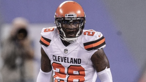Browns CB E.J. Gaines in concussion protocol, ruled out for Week 7