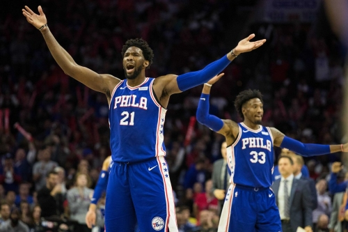A Home Sweet Opener! 76ers Rout the Bulls, 127-108.