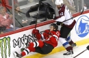 Winning Streak Ends as Sloppy New Jersey Devils Defeated by Colorado Avalanche