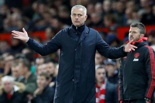 Jose Mourinho receives Manchester United player backing