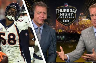 Troy Aikman, Joe Buck: Broncos defense was 'most impressive' after 45-10 win