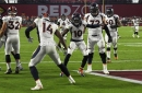 Broncos' Emmanuel Sanders catches and throws touchdowns at Cardinals
