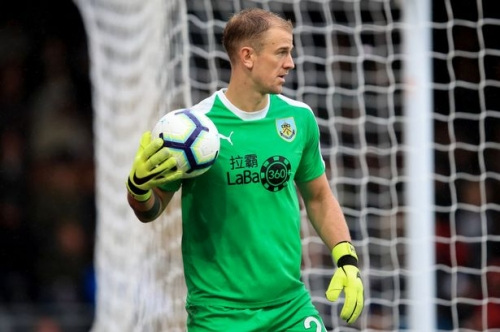 Joe Hart set for Man City return with Burnley as Sean Dyche says he has nothing to prove