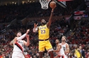 Trail Blazers Spoil LeBron James' Lakers Debut By Extending NBA Record With 18th Consecutive Home Opener Win