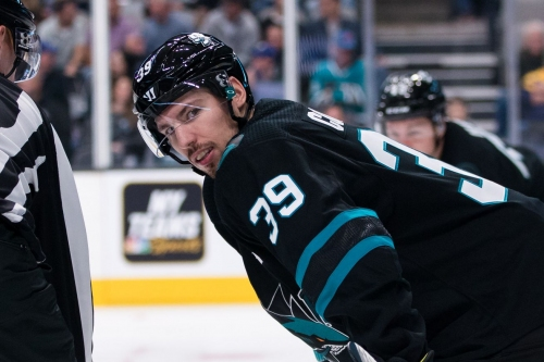 Sharks 5, Sabres 1: There is no one more powerful than hat trick Couture