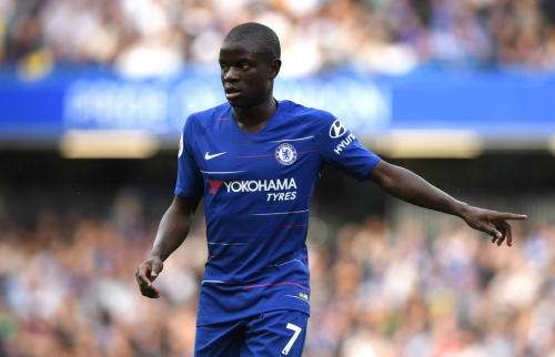 N'Golo Kante would only leave Chelsea for Barcelona or Real Madrid