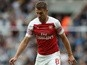 Jack Wilshere: 'Aaron Ramsey should be a future Arsenal captain'