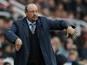 Newcastle United boss Rafael Benitez to be given low January budget?