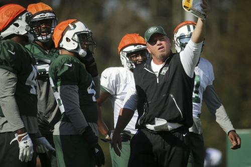 'I probably shouldn't have said that': Jets' special teams coordinator slips up, reveals scouting secret