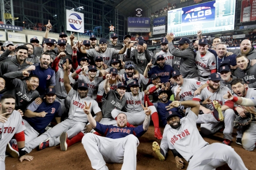 Price helps Red Sox finish off Astros in 5 games, head to World Series