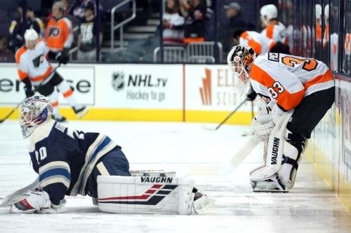 Friday Morning Fly By: Defense and goaltending, how does it work?