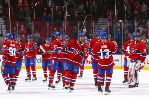 Why this season's Canadiens appear miles ahead of the 2017-18 squad