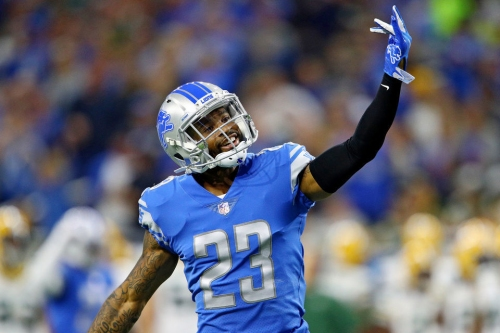 The Lions are favorites over the Dolphins despite trip to Miami