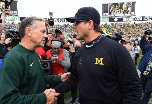 Michigan football vs. Michigan State football: What to expect Saturday