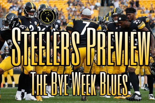 Podcast: A big Week for the Steelers, even though they don't play