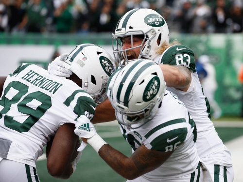 How Jets' unique TE group could help injury-plagued offense vs. Vikings