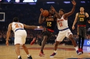 Hawks offensive issues in loss to Knicks should be easy to correct