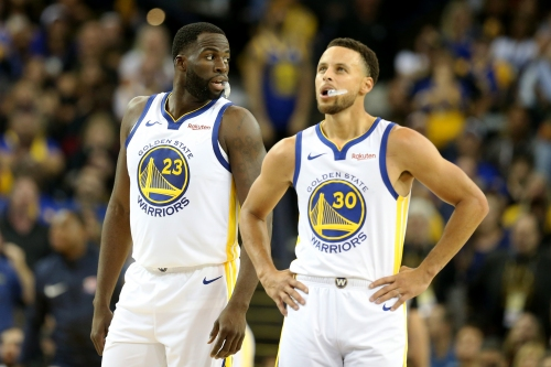Kurtenbach: The Warriors are searching for an identity