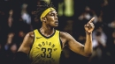 Myles Turner happy to get contract extension out of the way, focus on basketball