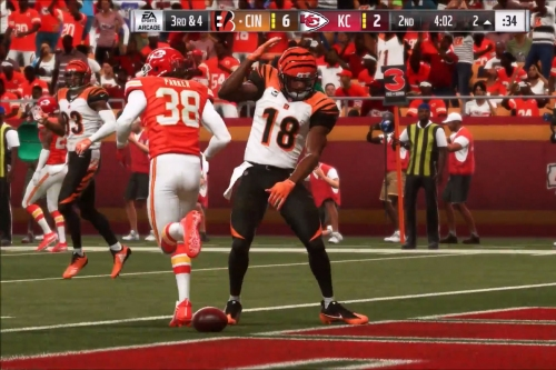 Madden predicts a Kansas City blowout vs. Cincinnati