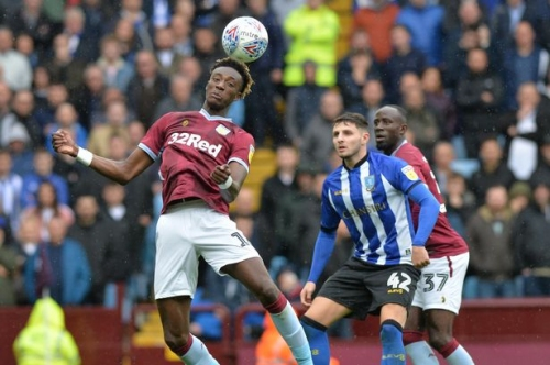 The talented left-back Aston Villa have set their sights on - reports