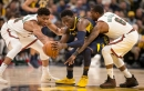Bucks present much stiffer challenge for Pacers in 1st road game of NBA season