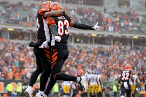 Bengals offensive mindset: Just score however possible