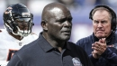 Lawrence Taylor agrees with Bill Belichick that Khalil Mack is not in his league