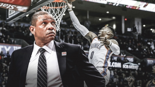 Doc Rivers says L.A. prepares as if Russell Westbrook will play in their matchup