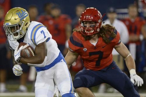 Arizona vs. UCLA score predictions
