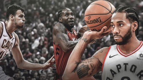 Kawhi Leonard doesn't see Toronto as a 'Finals competitor' yet
