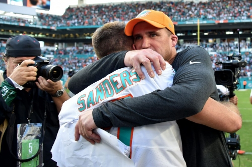 Miami Dolphins fan confidence starts to rebound after win over Chicago Bears