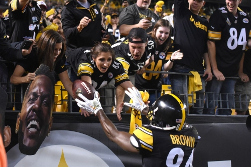 Steelers fans' confidence spikes as the team heads into the bye week