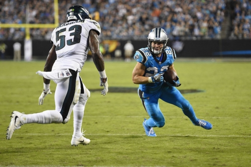 Previewing the Eagles vs. Panthers game