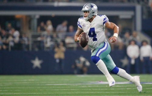 Jerry Jones: Here's why Dak Prescott is the long-term QB for the Cowboys