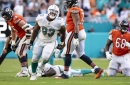 First Byte swims with Kevin Nogle, Dolphins to preview the Miami game