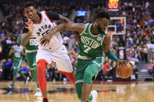 Are the Raptors the biggest Eastern Conference threat to the Celtics? (video)