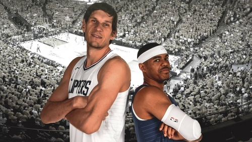 Exclusive: Tobias Harris & Boban Marjanovic talk epic dunk and all things Clippers