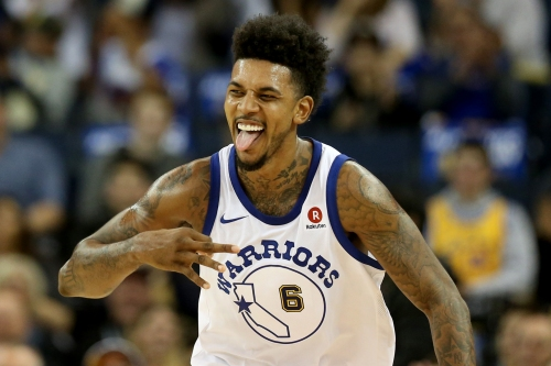 Ex-Warrior Nick Young seemingly pitches Lakers his services after they lose opener