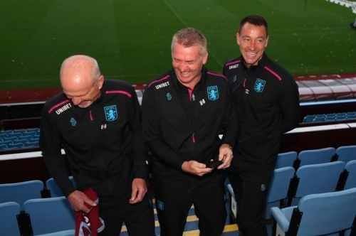 Two pundits blast Aston Villa's new management set-up