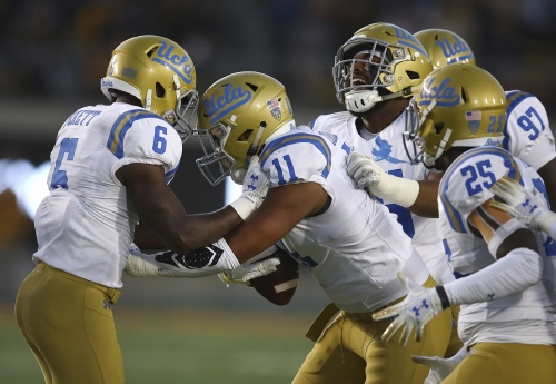 UCLA football hopes to build on momentum vs. Arizona