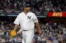"CC Sabathia calls Yankees' postseason exit ""embarrassing"", tips cap to Red Sox"
