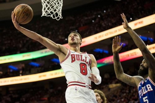 At least Zach LaVine's scoring powers carried over from preseason