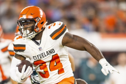 Eagles' Week 8 opponent trades for Carlos Hyde