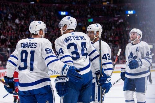 William Nylander's bargaining power with Leafs on thin ice, rival executives say