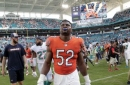 Khalil Mack questionable for Bears' game with Patriots